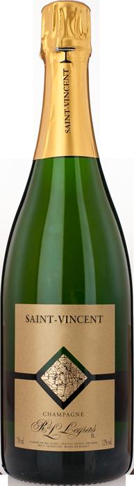 2008 LEGRAS Cuvée Saint Vincent Brut Grand Cru Chouilly R & L Legras, Lea & Sandeman