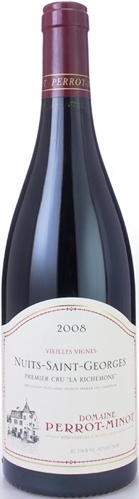 Christophe Perrot-Minot Nuits Saint Georges 1er Cru Vieilles Vignes