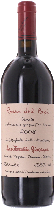 2008 ROSSO DEL BEPI Quintarelli, Lea & Sandeman