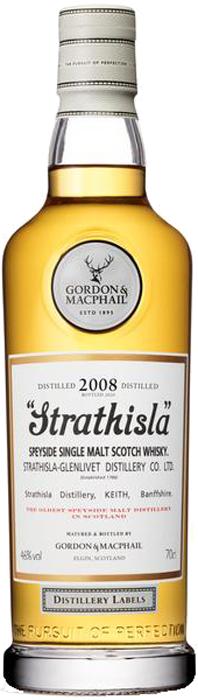 2008 STRATHISLA Speyside-Glenlivet Gordon & MacPhail, Lea & Sandeman