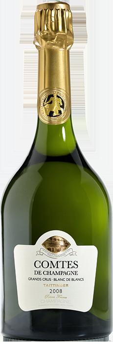 2008 TAITTINGER Comtes de Champagne Brut, Lea & Sandeman