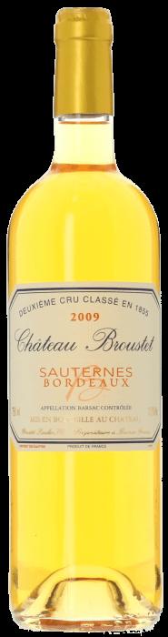2009 CHÂTEAU BROUSTET 2ème Cru Classé Barsac, Lea & Sandeman