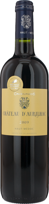 2009 CHÂTEAU D'AURILHAC Cru Bourgeois Médoc, Lea & Sandeman