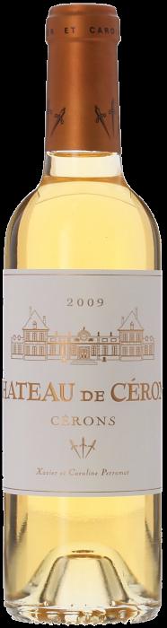 2009 CHÂTEAU DE CÉRONS, Lea & Sandeman