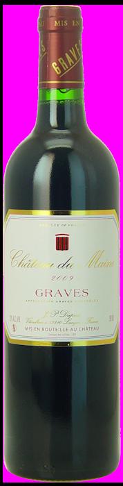 2009-CHÂTEAU-DU-MAINE-Graves