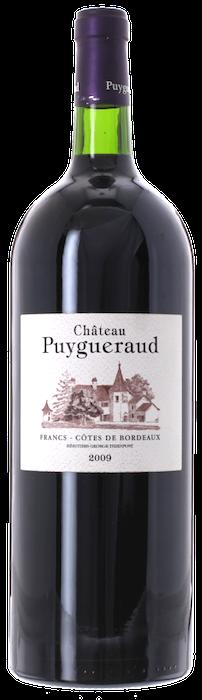 2009 CHÂTEAU PUYGUERAUD Côtes de Francs, Lea & Sandeman