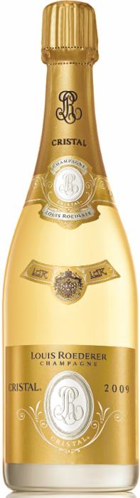 2009 CRISTAL Brut Champagne Louis Roederer, Lea & Sandeman