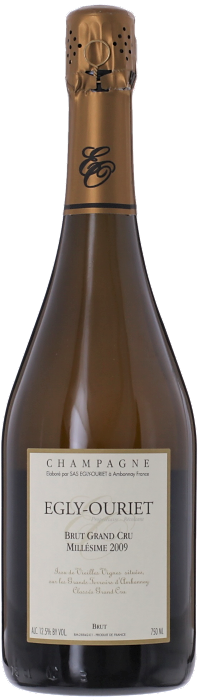 2009 EGLY-OURIET Brut Grand Cru Ambonnay Champagne Egly-Ouriet, Lea & Sandeman