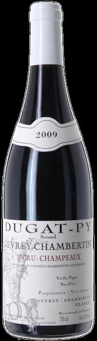 2009 GEVREY CHAMBERTIN 1er Cru Champeaux Domaine Bernard Dugat-Py, Lea & Sandeman