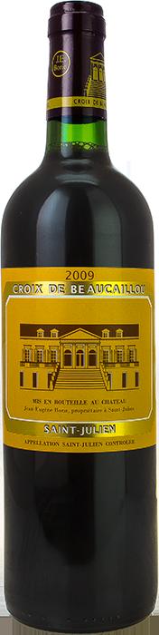 2009-LA-CROIX-DE-BEAUCAILLOU-du-Château-Ducru-Beaucaillou-Saint-Julien