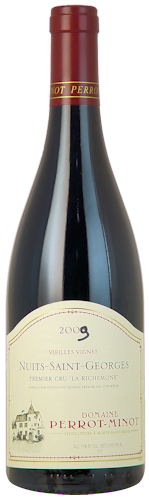 2009-NUITS-SAINT-GEORGES-Vieilles-Vignes-Ultra-1er-Cru-La-Richemone-Domaine-Christophe-Perrot-Minot