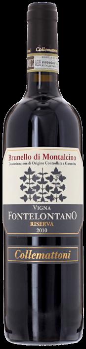 2010 BRUNELLO DI MONTALCINO Vigna Fontelontano Riserva Collemattoni, Lea & Sandeman