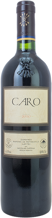 2010 CARO Bodegas Caro, Lea & Sandeman