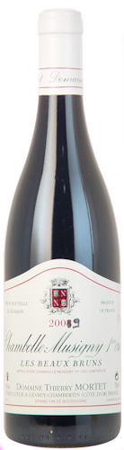 2011-CHAMBOLLE-MUSIGNY-1er-Cru-Beaux-Bruns-Domaine-Thierry-Mortet