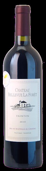 2010-CHÂTEAU-BELLEVUE-LA-FORÊT-Côtes-du-Frontonnais