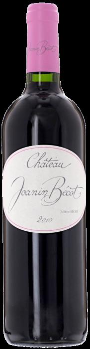 2010 CHÂTEAU JOANIN BÉCOT Côtes de Castillon, Lea & Sandeman