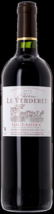 2010 CHÂTEAU LE VERDERET Cru Bourgeois Haut Médoc, Lea & Sandeman