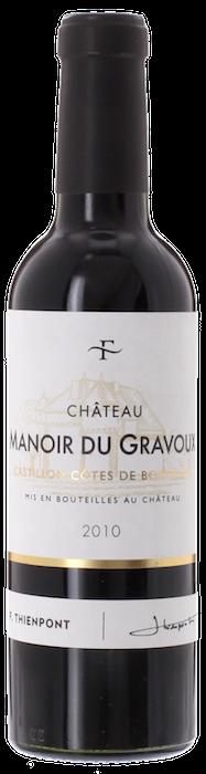 2010 CHÂTEAU MANOIR DU GRAVOUX Côtes de Castillon, Lea & Sandeman