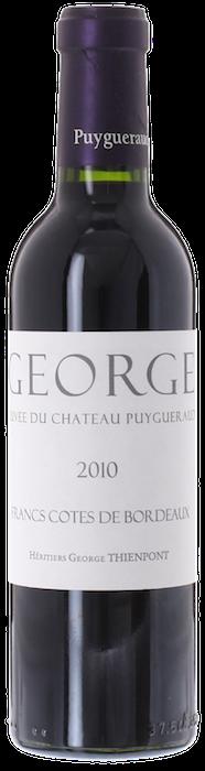 2010 CHÂTEAU PUYGUERAUD Cuvée Georges Côtes de Francs, Lea & Sandeman