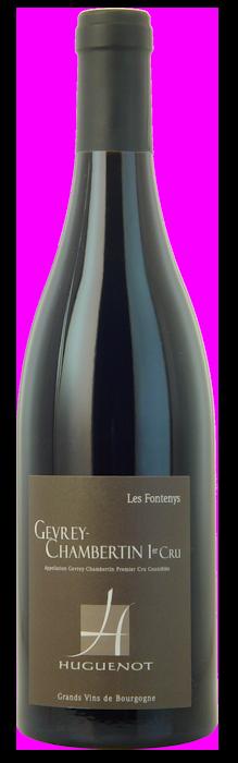 2010-GEVREY-CHAMBERTIN-1er-Cru-Fonteny-Domaine-Huguenot