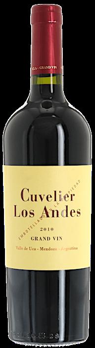 2010 GRAND VIN Cuvelier los Andes, Lea & Sandeman