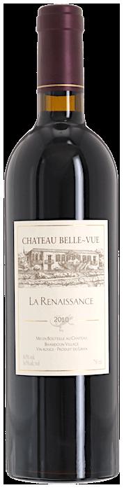 2010 LA RENAISSANCE Château Belle-Vue, Lea & Sandeman