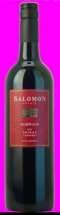 2010-NORWOOD-Shiraz-Cabernet-Salomon-Finiss-River-Estate