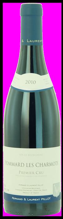 2010-POMMARD-1er-Cru-Charmots-Domaine-Fernand-Laurent-Pillot