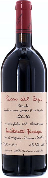 2010 ROSSO DEL BEPI Quintarelli, Lea & Sandeman