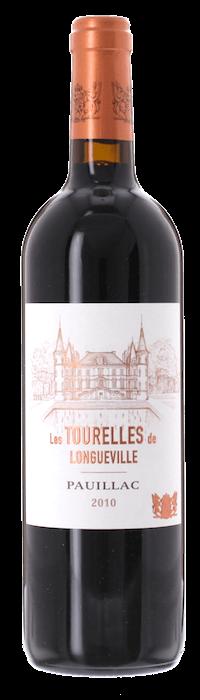 2010 TOURELLES DE LONGUEVILLE de Château Pichon Baron Pauillac, Lea & Sandeman