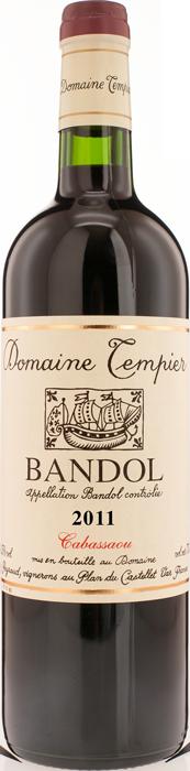 2011 BANDOL Cuvée Cabassaou Domaine Tempier, Lea & Sandeman