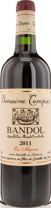 2011 BANDOL Cuvée Migoua Domaine Tempier, Lea & Sandeman