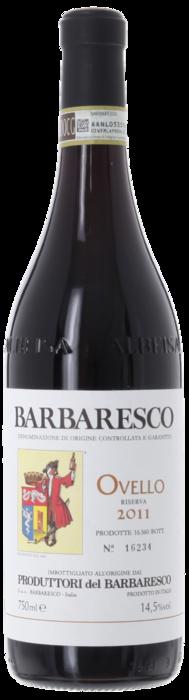 2011 BARBARESCO  Riserva Ovello Produttori del Barbaresco, Lea & Sandeman