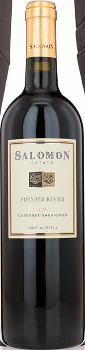 2011 CABERNET SAUVIGNON Salomon Finniss River Estate, Lea & Sandeman
