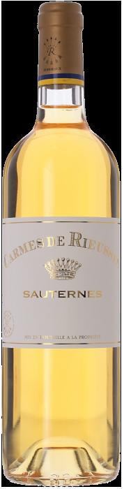 2011 CARMES DE RIEUSSEC Sauternes Château Rieussec, Lea & Sandeman