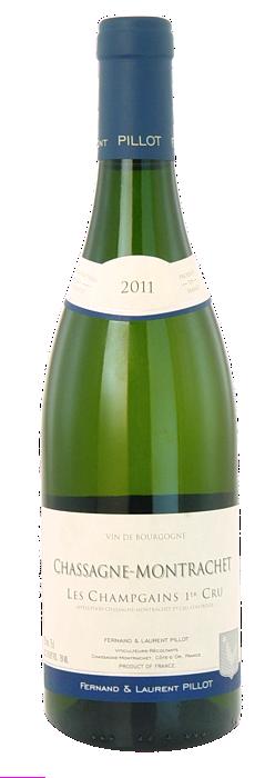 2011-CHASSAGNE-MONTRACHET-1er-Cru-Champgains-Domaine-Fernand-Laurent-Pillot