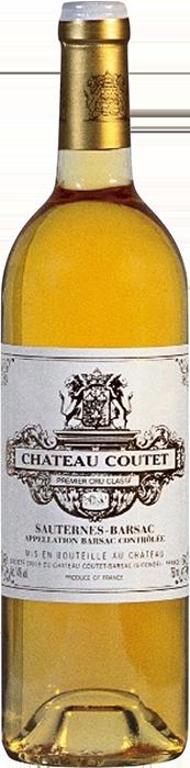 2011 CHÂTEAU COUTET 1er Cru Classé Barsac, Lea & Sandeman