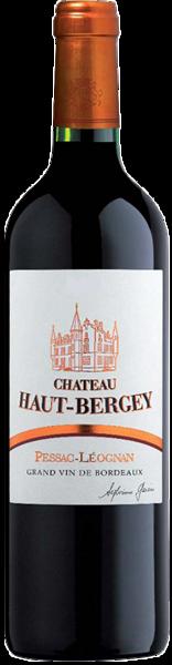 2013-CHÂTEAU-HAUT-BERGEY-Cru-Classé-Pessac-Léognan