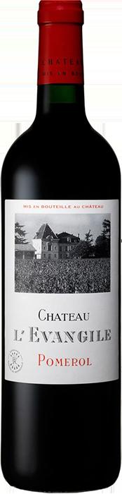 2011 CHÂTEAU L'ÉVANGILE Pomerol Château L'Évangile, Lea & Sandeman