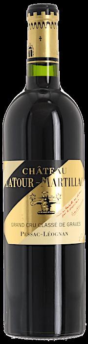 2011 CHÂTEAU LATOUR MARTILLAC Cru Classé Pessac-Léognan, Lea & Sandeman