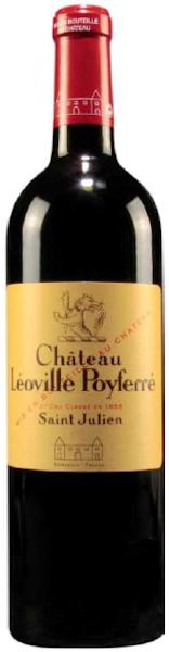 2011 CHÂTEAU LÉOVILLE POYFERRÉ 2ème Cru Classé Saint Julien, Lea & Sandeman