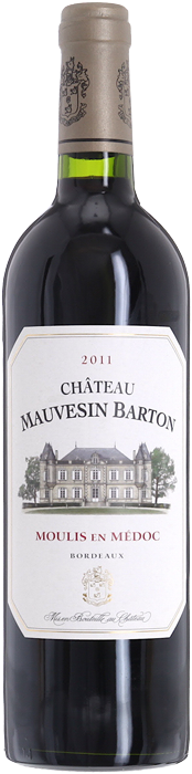 2011 CHÂTEAU MAUVESIN BARTON Cru Bourgeois Supérieur Moulis-en-Médoc, Lea & Sandeman