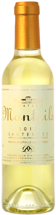2011-CHÂTEAU-MONTEILS-Cru-Bourgeois-Sauternes