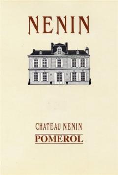 2011-CHÂTEAU-NÉNIN-Pomerol