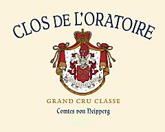 2009-CLOS-DE-L'ORATOIRE-Grand-Cru-Classé-Saint-Emilion