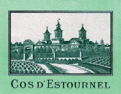 2011-COS-D'ESTOURNEL-Blanc-Château-Cos-d'Estournel