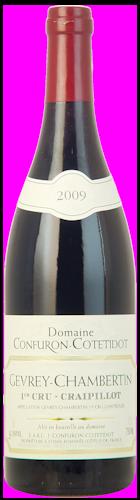2013-GEVREY-CHAMBERTIN-1er-Cru-Craipillot-Domaine-J.-Confuron-Cotetidot