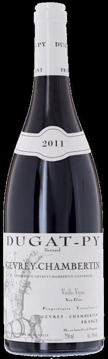 2011 GEVREY CHAMBERTIN Vieilles Vignes Domaine Bernard Dugat-Py, Lea & Sandeman