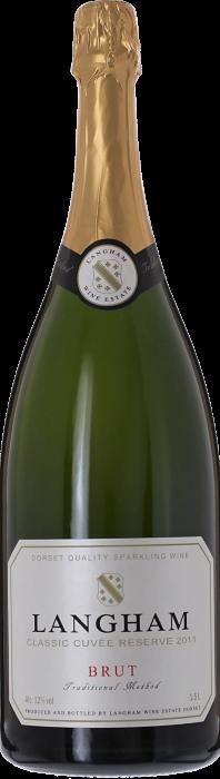 2011 LANGHAM ESTATE Classic Cuvée Brut English Sparkling Wine, Lea & Sandeman
