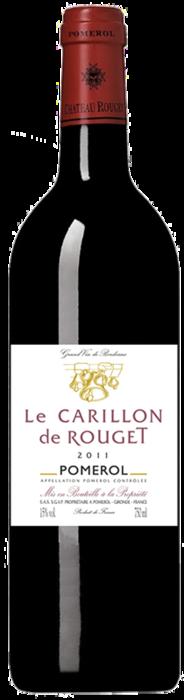 2011 LE CARILLON DE ROUGET Pomerol Château Rouget, Lea & Sandeman